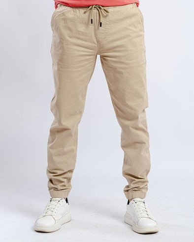 Jogging pants - Beige