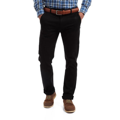 Plain Chino Pants بنطلون تشينو سادة - Dockland