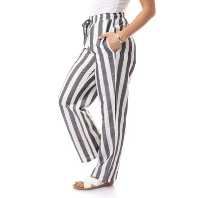 Striped Pant - Dockland
