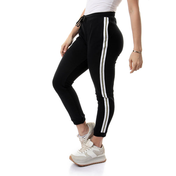 joggers Pant-black - Dockland