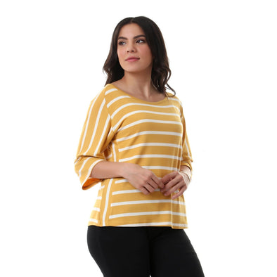 Striped T-Shirt - Dockland