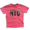 Short Sleeve Graphic Nyc Print T-Shirt - Dockland