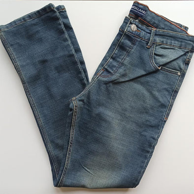 Dark Wash Slim Fit Jeans - Dockland