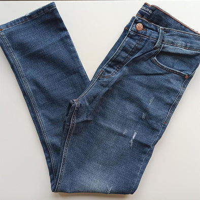 Light Wash Slim Fit Jeans - Dockland