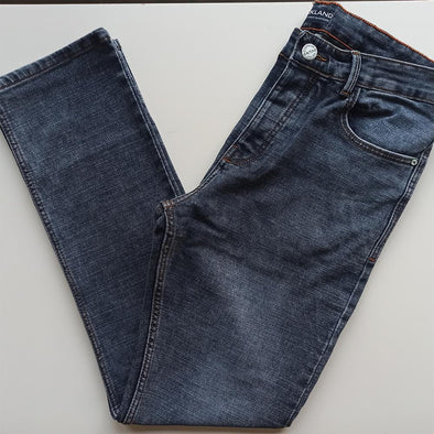 Medium Wash Slim Fit Jeans - Dockland