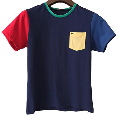 Color block T-shirt - Dockland