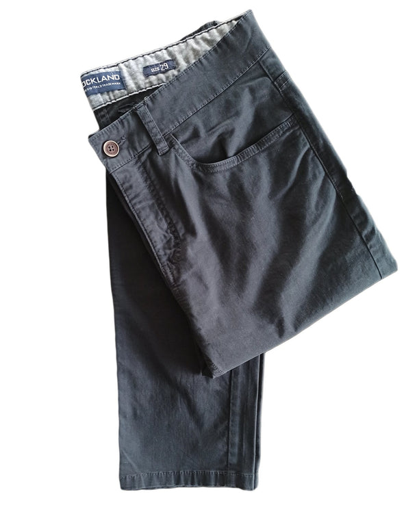 Chino Pants-Nevy - Dockland