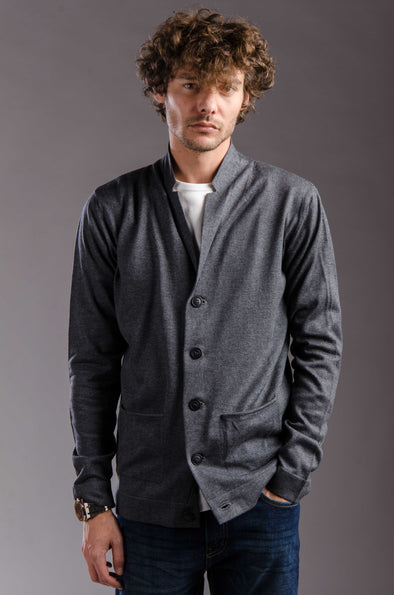 lightweight knitted cardigan-Entrasid - Dockland