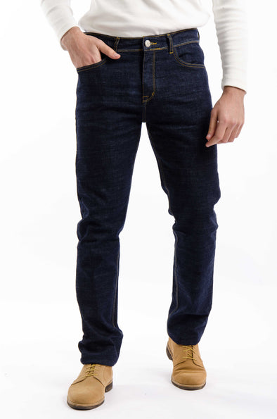 Washed slim fit jeans-Renz - Dockland