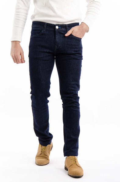 Slim fitted jeans-Renz - Dockland