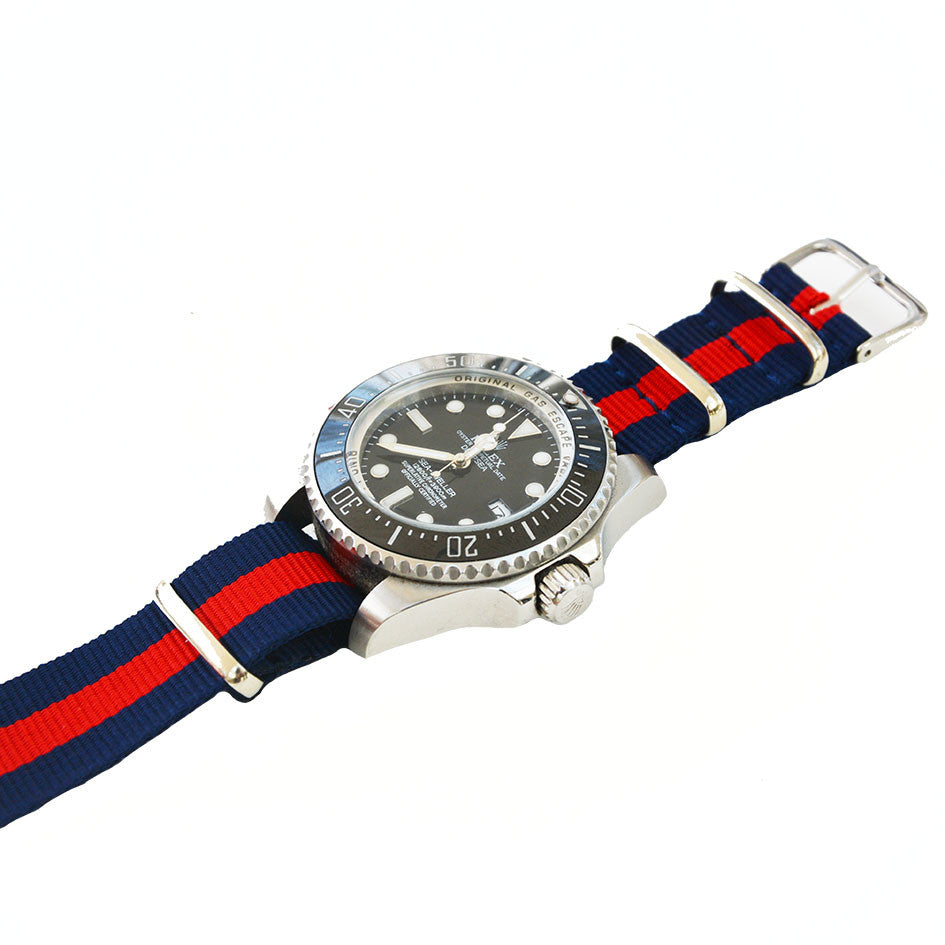 2b0bb4cdb61ad The G10 NATO Watch Strap - Southern Marine