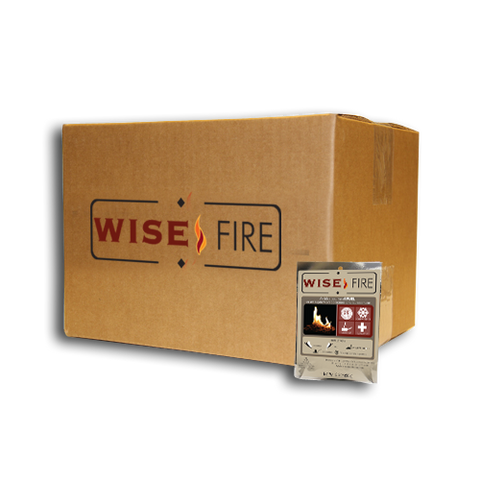 Boxed Individual Pouches- Wise Fire