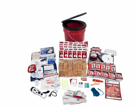 5 Person Primal Survivor Bucket Survival Kit