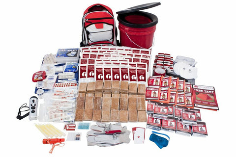 10 Person Primal Survivor Deluxe Survival Kit