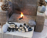 Self-Igniting Pine Pitch FireStick Fire Starter
