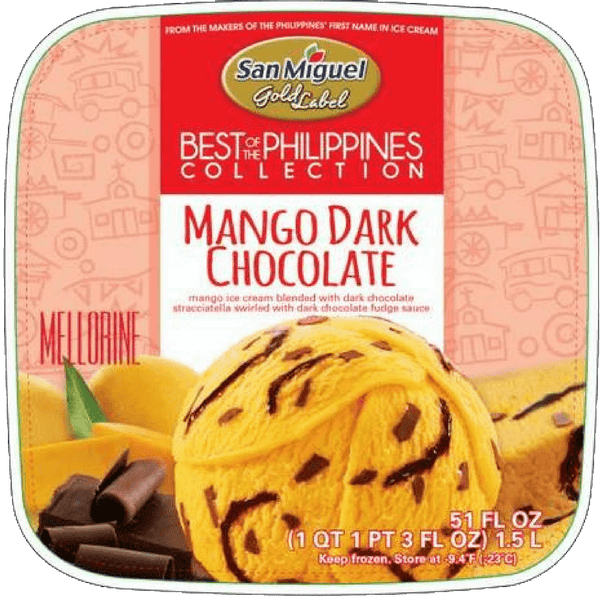 Mango Dark Choco by San Miguel Gold Label