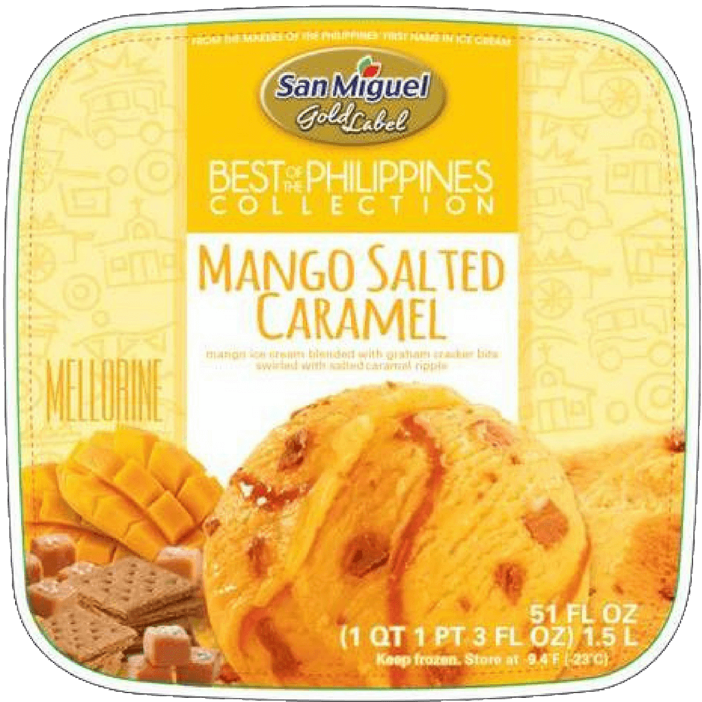 Mango Salted Caramel by San Miguel Gold Label