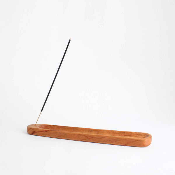 Mingled Goods Wooden Incense Tray - La Lovely Vintage