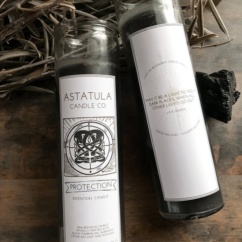 Astatula Candle Co. - Intention Candle