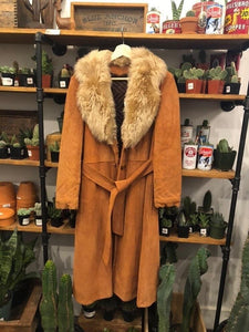 Vintage Penny Lane Coat - Reserved for Morgan