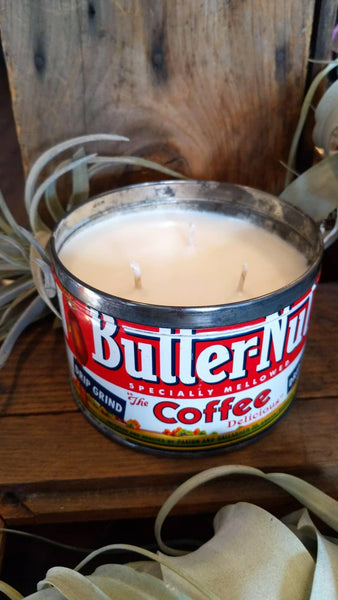 Coffee Can Candle - La Lovely Vintage
