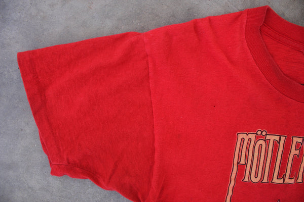 Authentic Vintage Motley Crue Theater Of Pain 1985 Tour Shirt - La Lovely Vintage