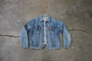 Vintage Levi's Type 3 Denim Trucker Jacket - La Lovely Vintage