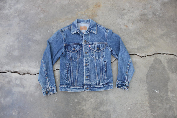 Vintage Levi's Type III Denim Jacket - La Lovely Vintage