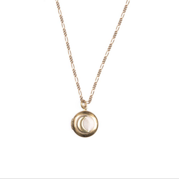 Michelle Starbuck - Moon Locket