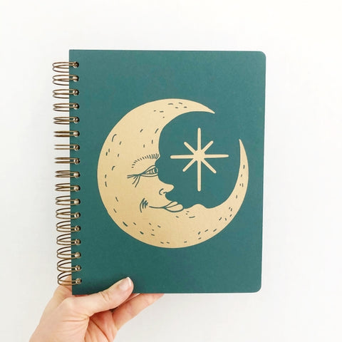 The Rainbow Vision - Moon 12 Month Planner