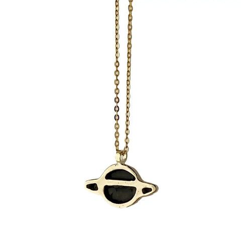 Therese Kuempel Designs - Saturn Necklace