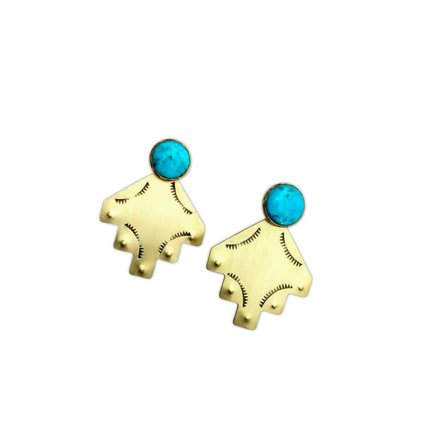 Lunasol Lone Star Earrings