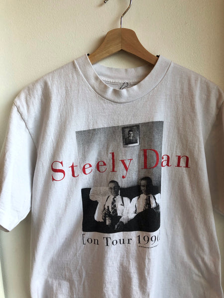 Authentic Vintage 1996 Steely Dan Tour T-Shirt