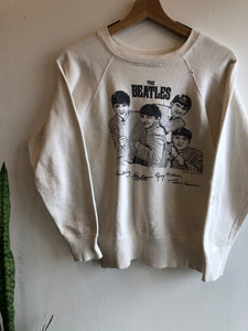Vintage 1963 The Beatles Sweatshirt