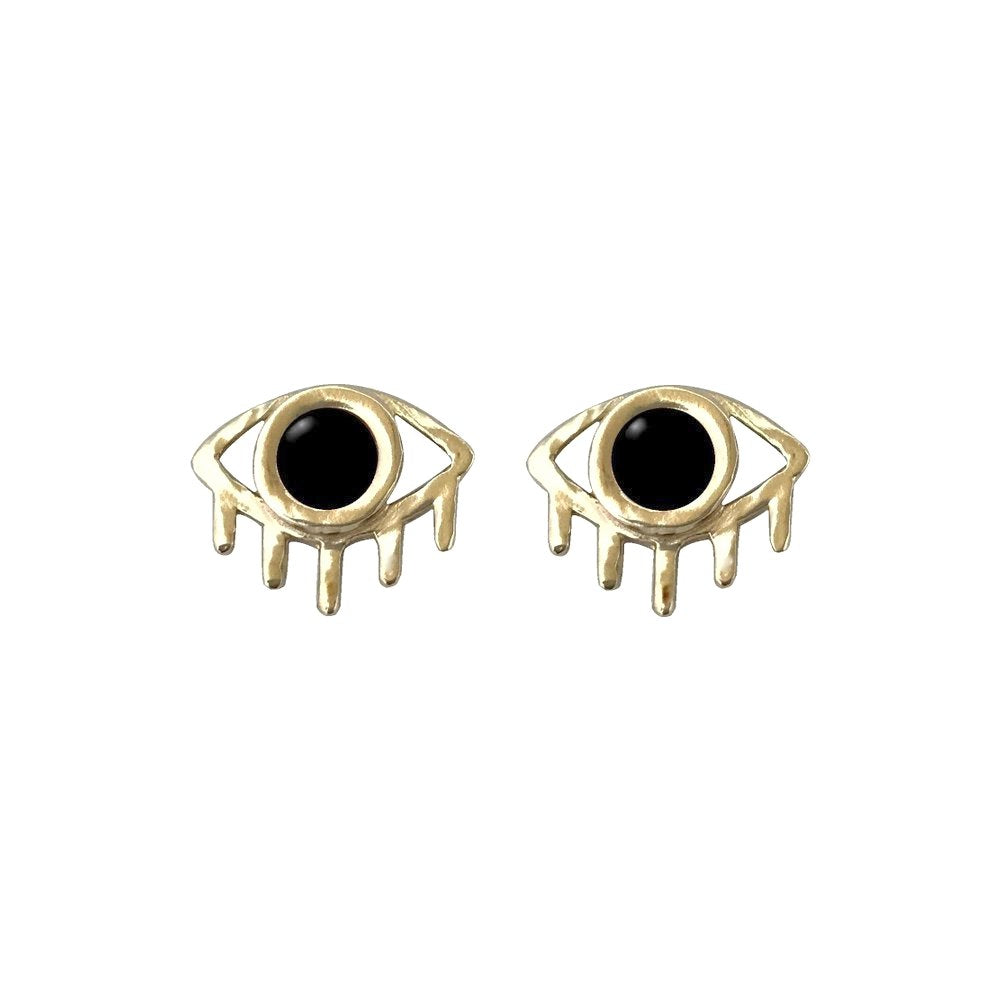 Therese Kuempel Designs - Vision Eye Earrings - La Lovely Vintage