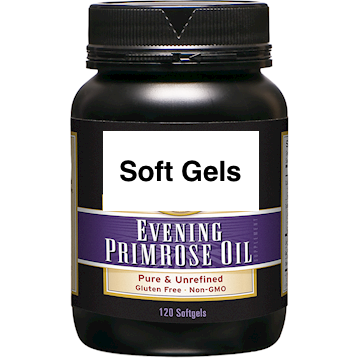 Evening Primrose Oil - Hormone Balancing, Acne, PMS Symptoms.