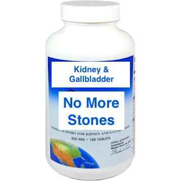 No More Stones - Gallbladder and Kidney