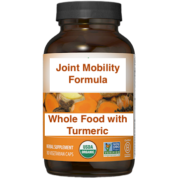 Joint Mobility (with Turmeric)