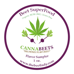 CannaBeets  (5mg Cannabidiol CBD)