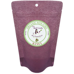(KIWI) The Beet Lady-Beet SuperFood Powder with Real and Raw Fruit Power, Organic