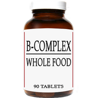 B - Vitamins - (Whole Food or Liquid)
