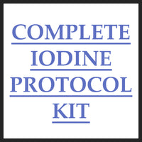 COMPLETE Iodine Protocol Kit  (Includes Everything You Need)