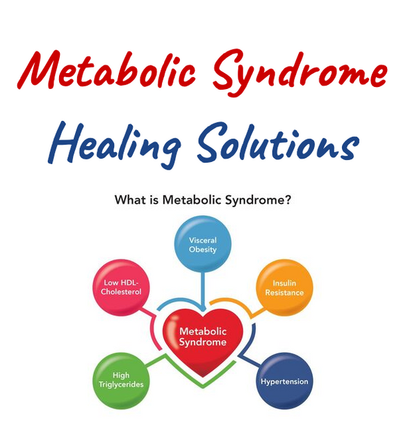 Metabolic Syndrome (Insulin Resistance, HypoGlycemia, Blood Sugar, Cholesterol)