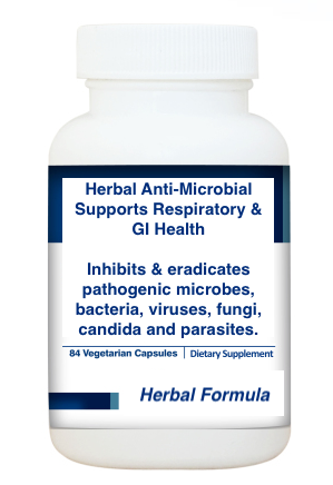 Herbal Formula (Anti-Microbial, Anti-Viral, Anti-Candida, Anti-Parasitic, Anti-Fungi)