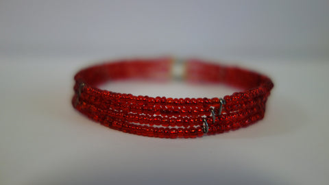 Maasai cuff traditional small