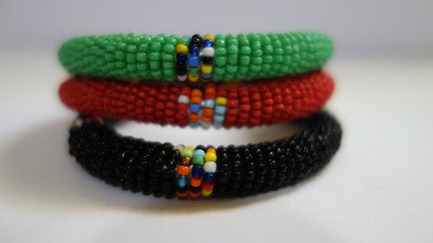 Set of 3 Maasai bangles