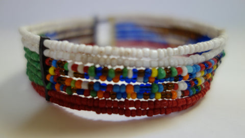 Maasai traditional cuff