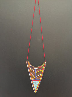 Maasai traditional necklace