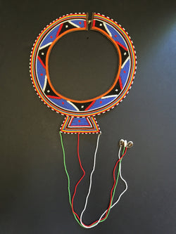 Maasai traditonal necklace