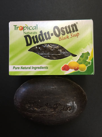 Dudu Osun African Black Soap bar